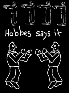 Zombie - hobbes