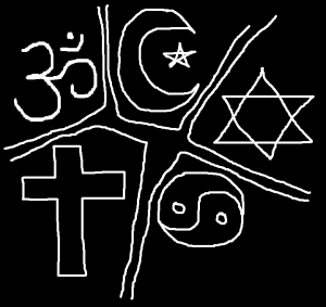 Religion divides