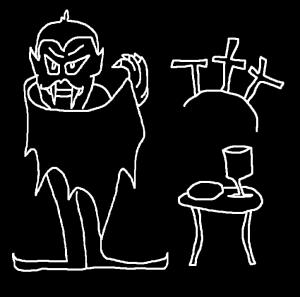 Vampire Jesus
